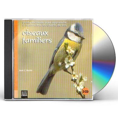 Sounds of Nature FAMILIAR BIRDS CD