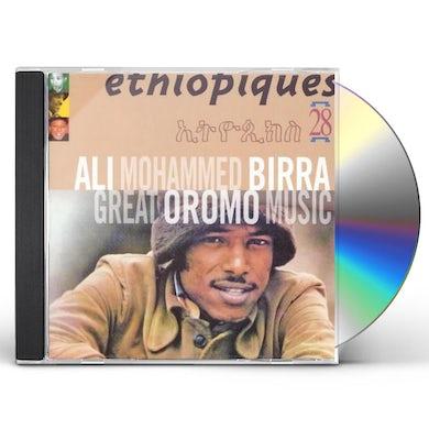 Ali Birra ETHIOPIQUES 28: GREAT OROMO MUSIC CD