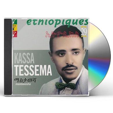 Kassa Tessema ETHIOPIQUES 29: MASTAWESHA CD