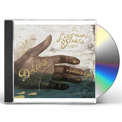 Deltas LIGERIAN BLUES CD