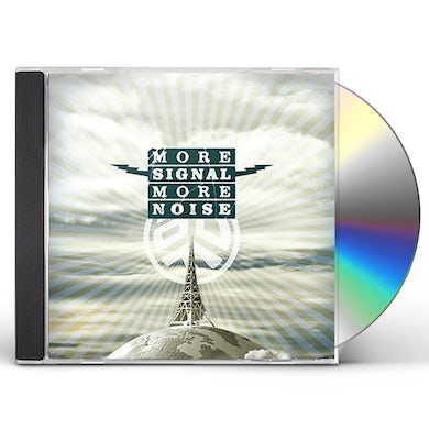 Asian Dub Foundation MORE SIGNAL MORE NOISE CD