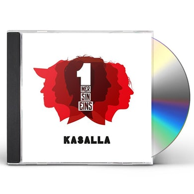 Kasalla MER SIN EINS CD