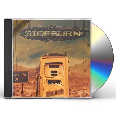 SIDEBURN GASOLINE CD