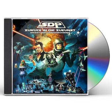 SDP ZURUCK IN DIE ZUKUNST CD