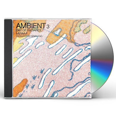 Laraaji AMBIENT 3: DAY OF RADIANCE CD