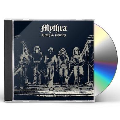 DEATH AND DESTINY - 40TH ANNIVERSARY EDITION CD