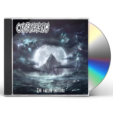 OPPROBRIUM THE FALLEN ENTITIES CD
