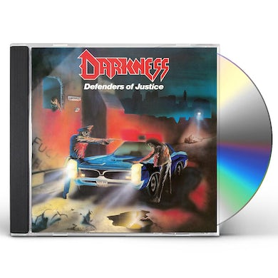 The Darkness DEFENDERS OF JUSTICE CD