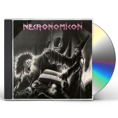 Necronomicon APOCALYPTIC NIGHTMARE CD