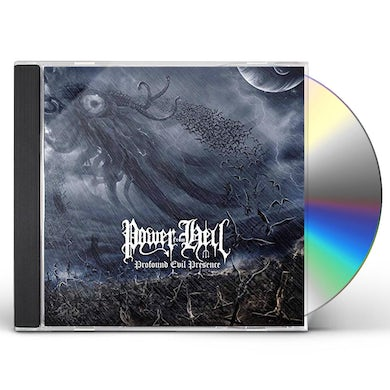 POWER FROM HELL PROFOUND EVIL PRESENCE CD