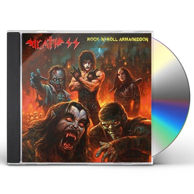 ROCK 'N' ROLL ARMAGEDDON CD