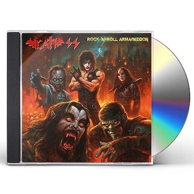 Death Ss ROCK 'N' ROLL ARMAGEDDON CD