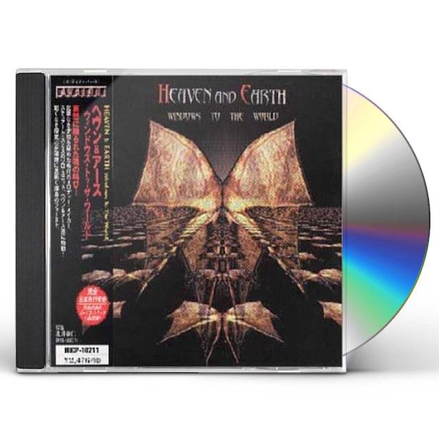 Heaven & Earth WINDOWS TO WORLD CD