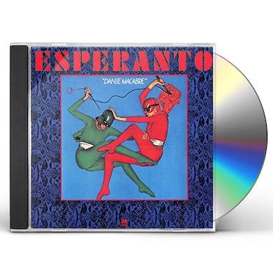 Esperanto DANSE MACABRE CD
