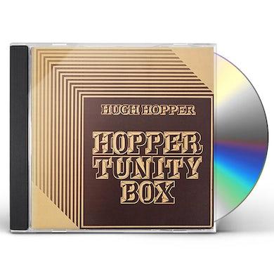 Hugh Hopper HOPPER TUNITY BOX CD