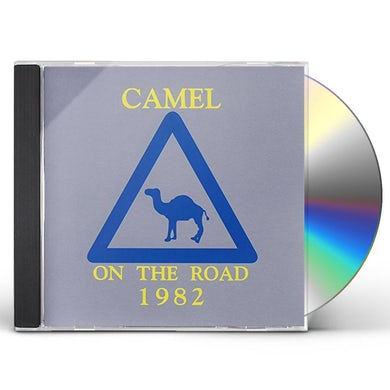 Camel ON THE ROAD 1982 CD