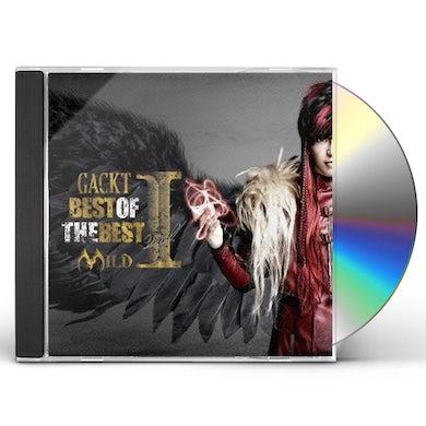 Gackt BEST OF THE BEST 1: MILD CD