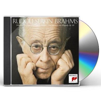 Rudolf Serkin PLAYS BRAHMS & HAYDN CD