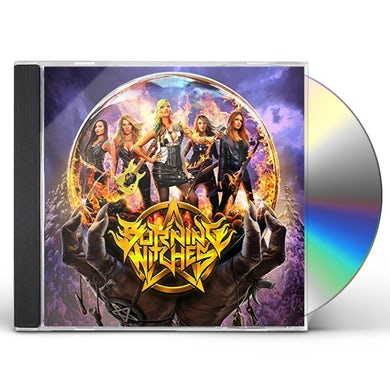 BURNING WITCHES CD