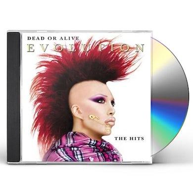 Dead or Alive EVOLUTION-BEST CD