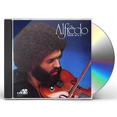 Alfredo de la Fe ALFREDO CD
