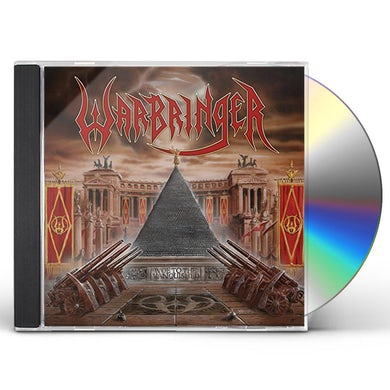 Warbringer WAR TO THE VANQUISHED CD