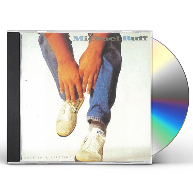Michael Ruff ONCE IN A LIFETIME CD