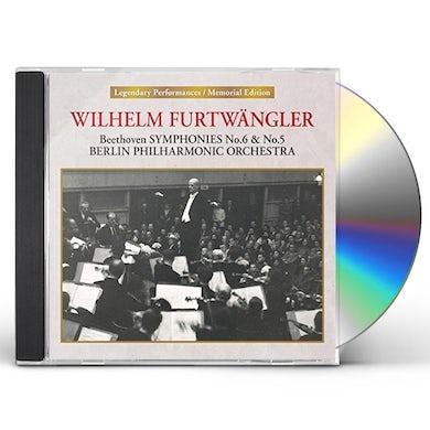 Wilhelm Furtwangler FURTWANGLER REKISHI TEKI FUKKI ENSOU CD