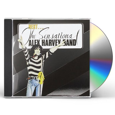 Alex Harvey NEXT CD