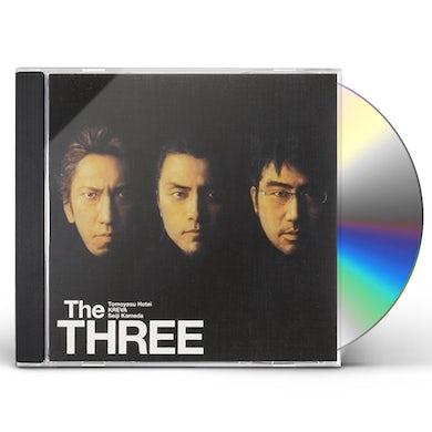 Three URAGIRI GOMEN CD