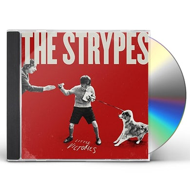 Strypes LITTLE VICTORIES: DELUXE EDITION CD