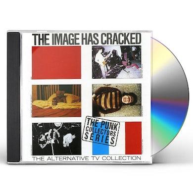 Alternative TV IMAGE HAS CRACKED CD