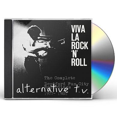 Alternative TV VIVA LA ROCK 'N' ROLL:COMPLETE DEPTFORD FUN CITY R CD