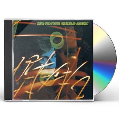 Leo Kottke GUITAR MUSIC CD