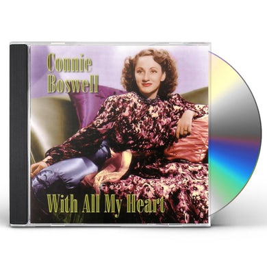 Connee Boswell WITH ALL MY HEART CD