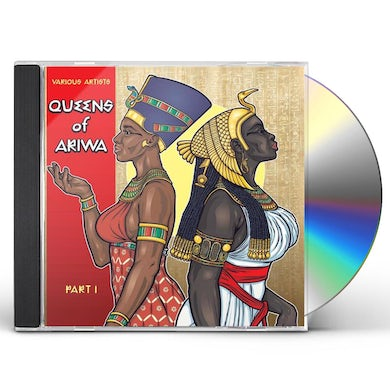 Queens Of Ariwa Part 1 / Various CD