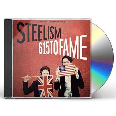Steelism 615 TO FAME CD