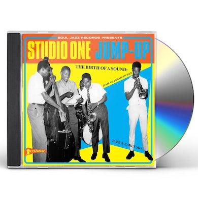 SOUL JAZZ RECORDS: STUDIO ONE JUMP UP / VAR CD