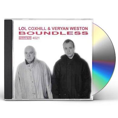 Lol Coxhill BOUNDLESS WITH VERYAN WESTON CD