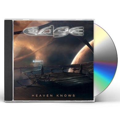Edge HEAVEN KNOWS CD