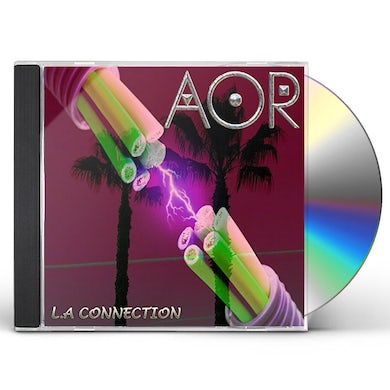 AOR L.A CONNECTION CD