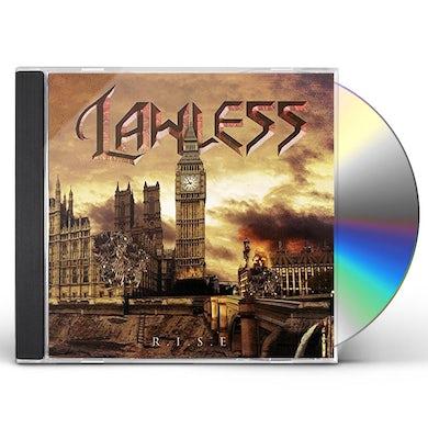 Lawless R.I.S.E CD