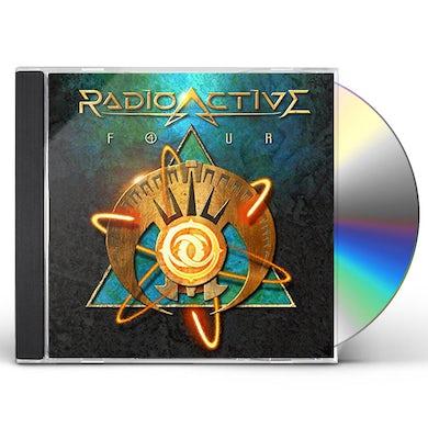 Radioactive F4UR CD