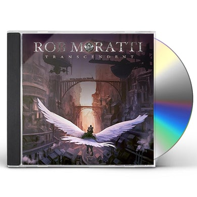 Rob Moratti TRANSCENDENT CD