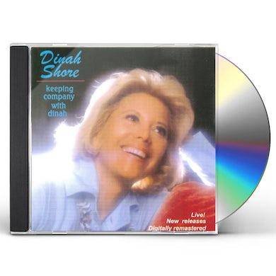 Dinah Shore KEEPING COMPANY WITH DINAH CD