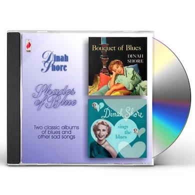 Dinah Shore SHADES OF BLUE CD