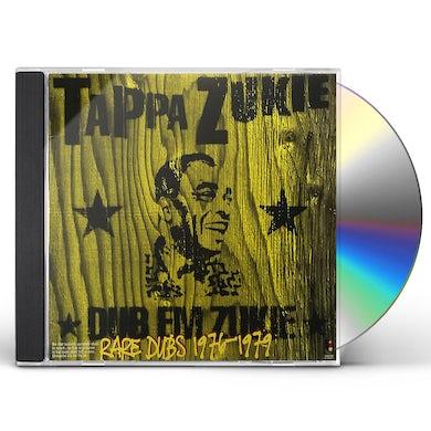 Tappa Zukie DUB EM ZUKIE (RARE DUBS 1976-1979) CD
