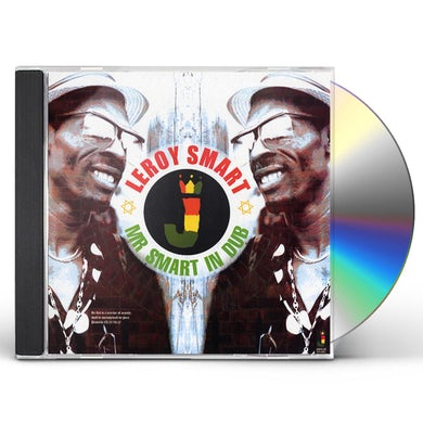 Leroy Smart MR. SMART IN DUB CD