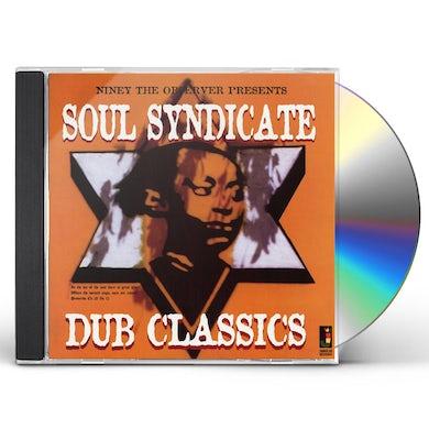 Niney The Observer SOUL SYNDICATE: DUB CLASSICS CD
