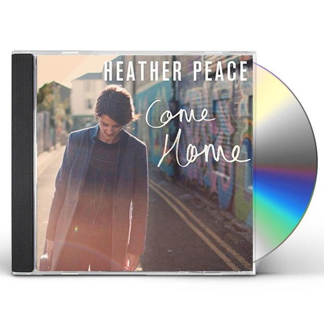 Heather Peace COME HOME CD